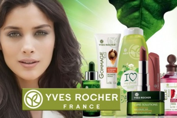 «Урожайный май» в Yves Rocher