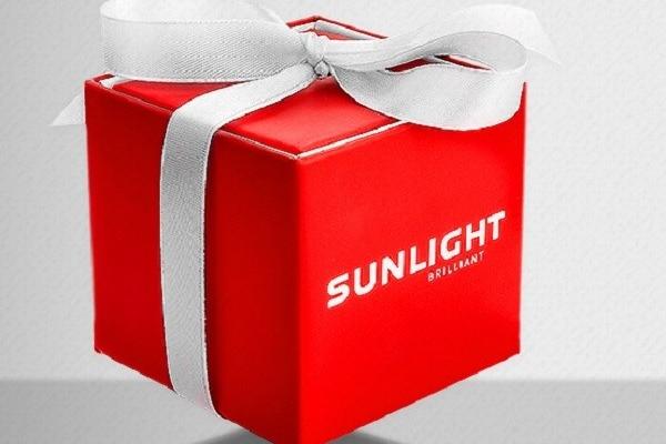 Скидки до 70% на ювелирные изделия в Sunlight